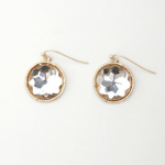 simply sparkling earrings $6.50