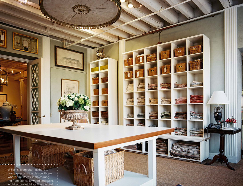 Boxwood clippings blog archive i love this bookcase for Interior design studio images
