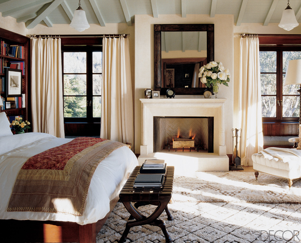 Boxwood Clippings Blog Archive Cozy And Inviting Bedrooms