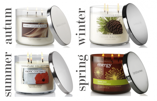 Bath And Body Works Candles Boxwood Clippings