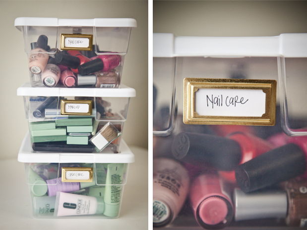 My ... & Boxwood Clippings » Blog Archive » Organization Tip: Sterilite 6 ...