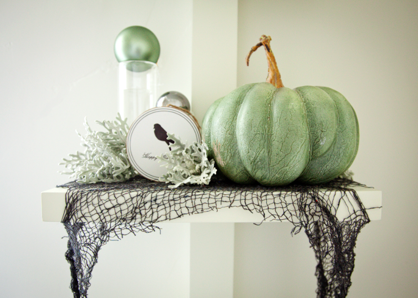 i - Elegant Halloween Decor