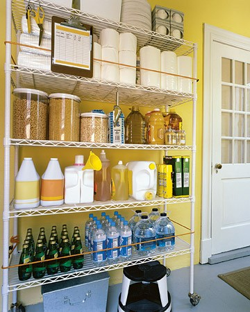 Boxwood Clippings Blog Archive An Organized Pantry