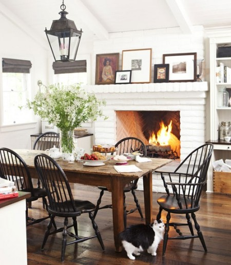 boxwoodclippings_country kitchen