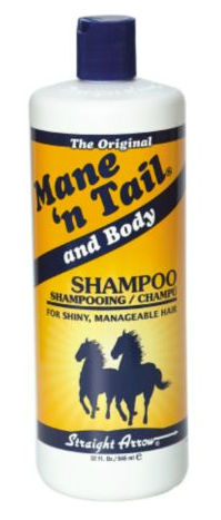 boxwoodclippings_mane n tail shampoo