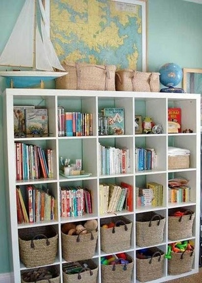 boxwoodclippings_expedit in playroom