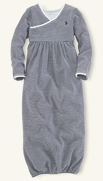 boxwoodclippings_ralph lauren baby night gown