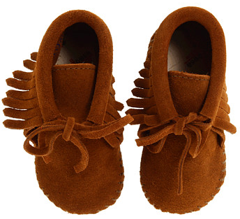 boxwoodclippings_baby mocs