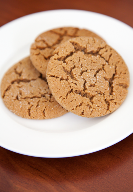 boxwood clippings_ginger cookie recipe