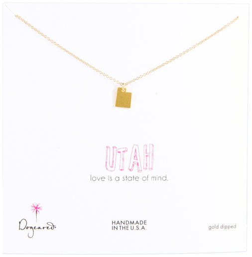 boxwood clippings_utah dogeared necklace