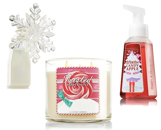 boxwood clippings_bath + body works christmas