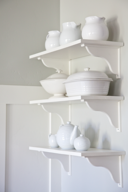boxwood clippings_kitchen organization tips