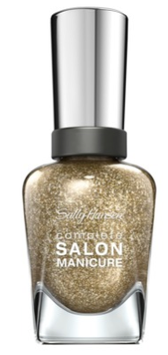 boxwoodclippings_sally hansen golden rule nail polish