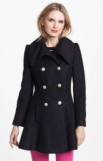 boxwoodclippings_nordstrom pea coat