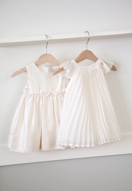 boxwood clippings_twin easter sunday dresses