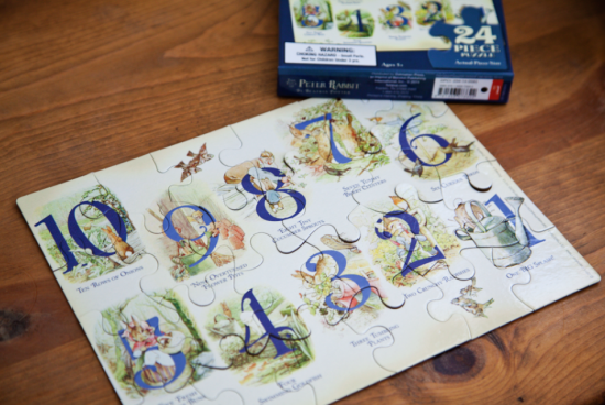 Holler Dollar: Beatrix Potter Jigsaw and Colouring Books