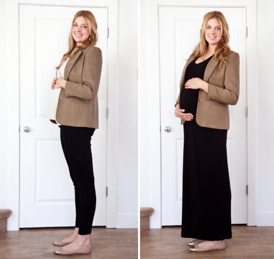 boxwood clippings_maternity basics