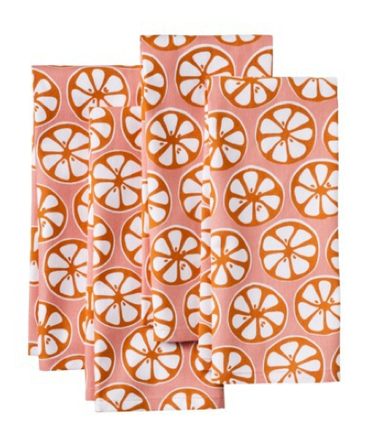 boxwoodclippings_orange slice tea towels