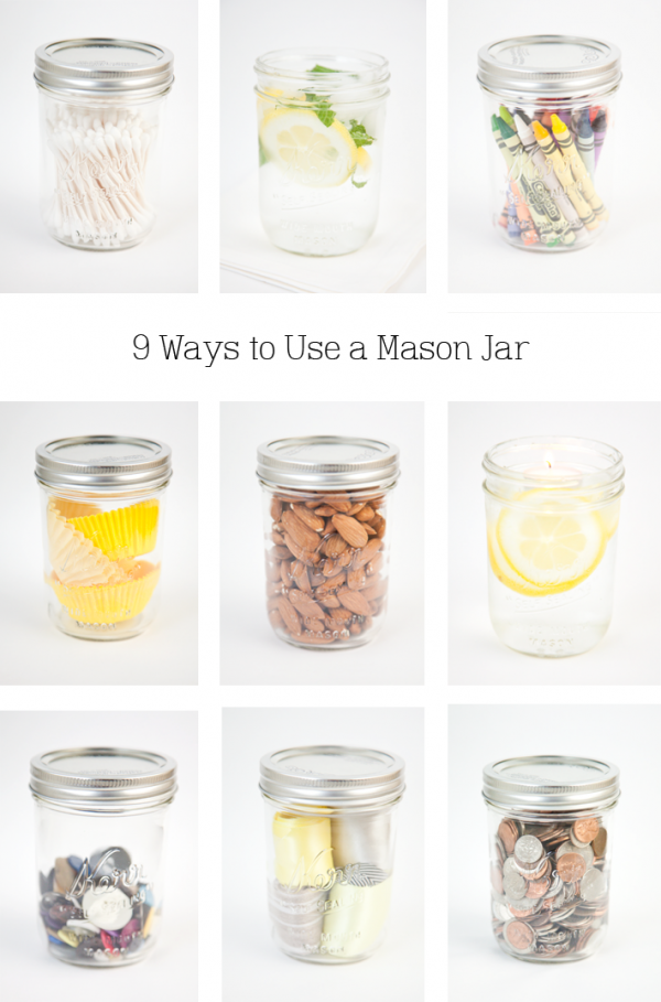 boxwood clippings_9 ways to use a mason jar