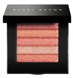 boxwoodclippings_bobbi brown shimmer brick