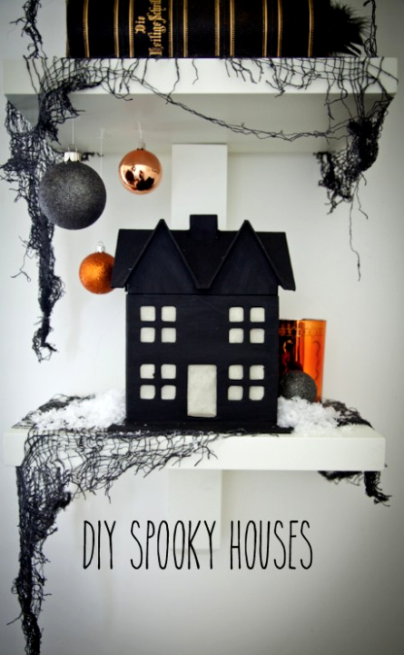 boxwood clippings_diy halloween house