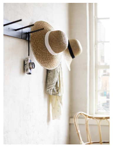 Ikea NIPPRIG straw hat | Boxwood Clippings