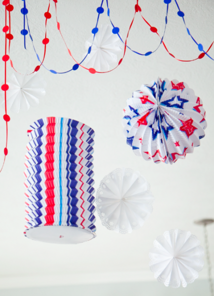 4th July Decorations | Boxwood Clippings