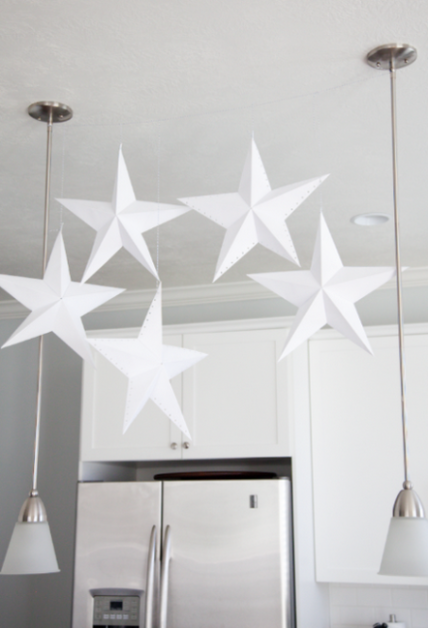 DIY Origami Stars | Boxwood Clippings