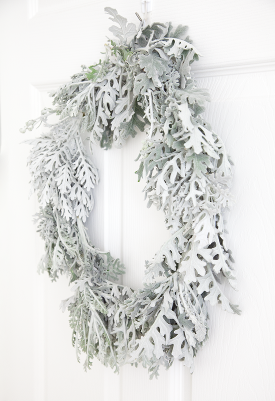 boxwood clippings | garden clippings wreath 2