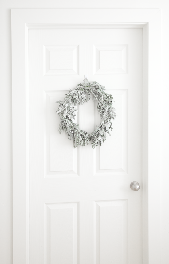 boxwood clippings | garden clippings wreath