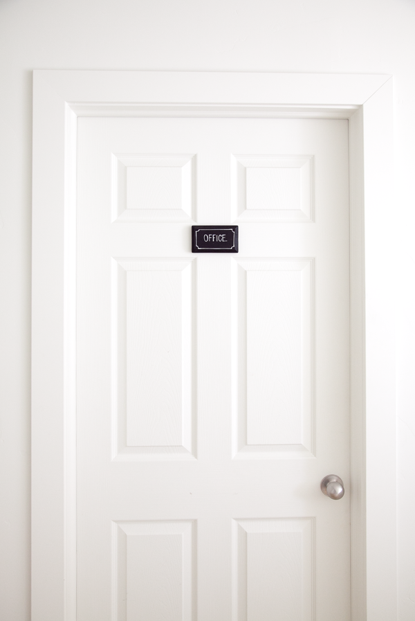 boxwood clippings | door signs