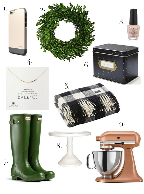 boxwood clippings gift-guide-2016