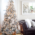 boxwood clippings | neutral christmas decorations