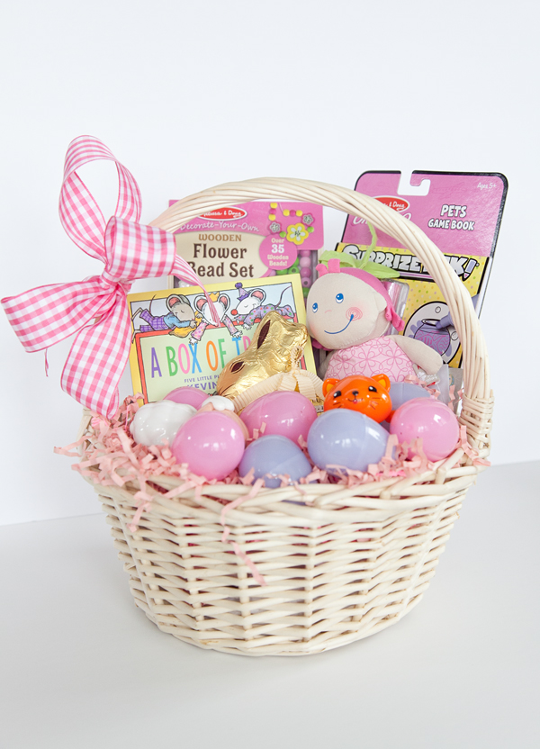 girl basket